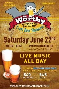 Worthy Craft Beer Showcase